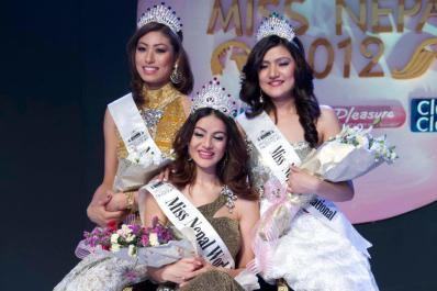 Miss Nepal 2012 Shristi Shrestha