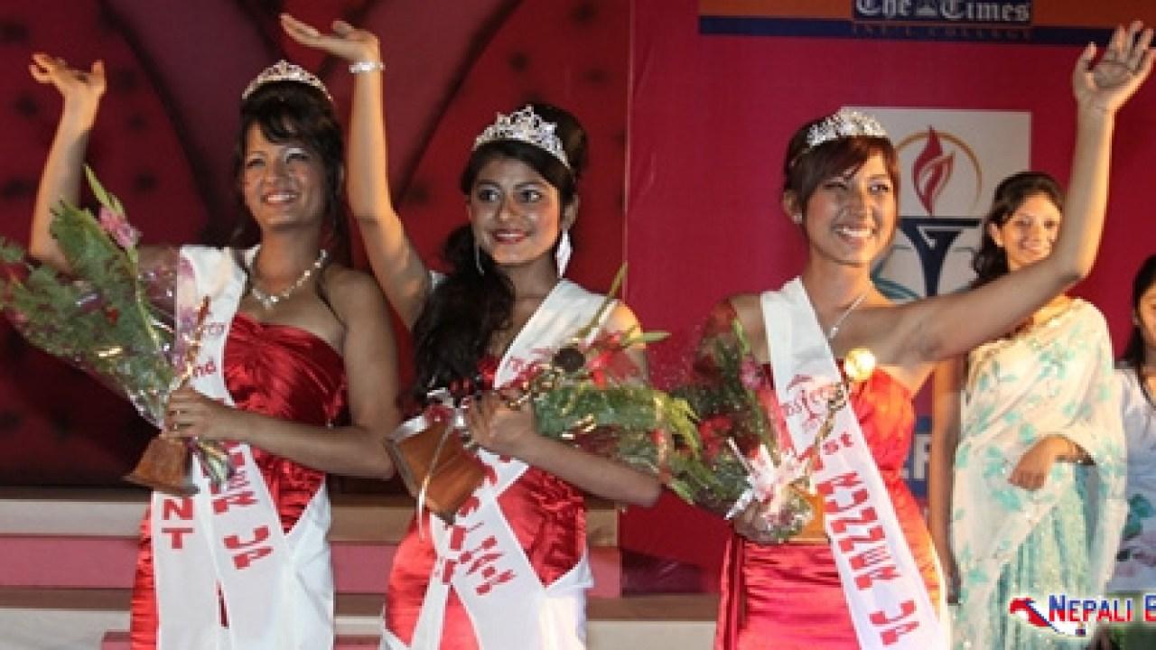 Archana Panthi wins Miss Teen 2011 Nepal title