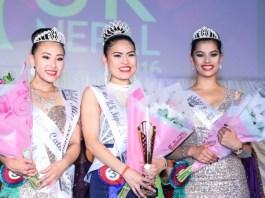 Miss UK Nepal 2016 Winners