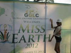 Nagma Shrestha in Miss Earth 2012 15