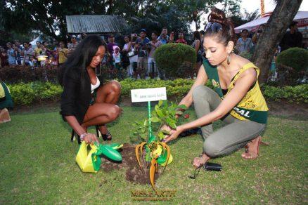 Nagma Shrestha in Miss Earth 2012 28