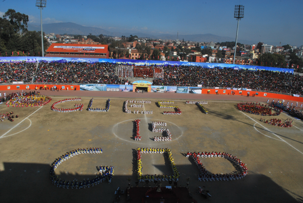 article on the subject of nepal tousists 365 days 2011