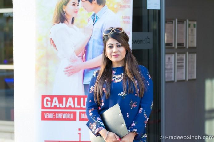 Nepali Movie Cineworld Cinema UK Aldershot-7222