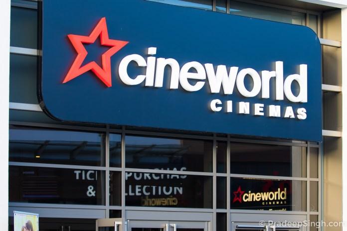 Nepali Movie Cineworld Cinema UK Aldershot-7234