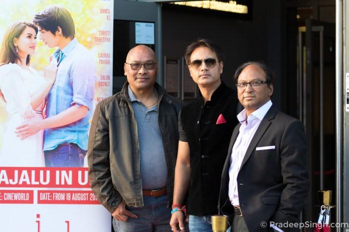 Nepali Movie Cineworld Cinema UK Aldershot-7245