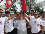 Nepali Singers Unite for Constitution in Nepal