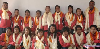 Nepali Women Cricket Team