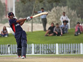 Paras Khadka Nepal Cricket Team Captain
