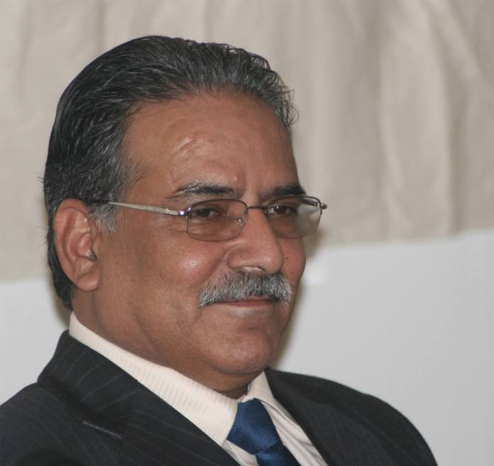 Prachanda Nepal Maoists party