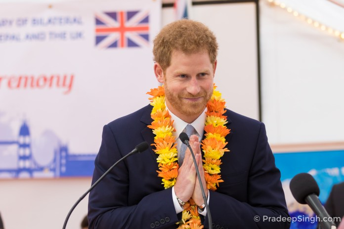 Prince Harry Embassy Nepal London-6625