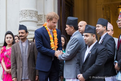 Prince Harry Embassy Nepal London-7076