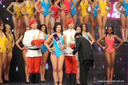 Samriddhi Rai Miss Tourism Queen 11