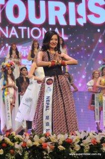 Samriddhi Rai Miss Tourism Queen 17