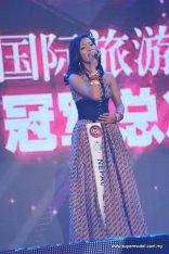 Samriddhi Rai Miss Tourism Queen 19