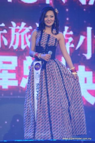 Samriddhi Rai Miss Tourism Queen 21