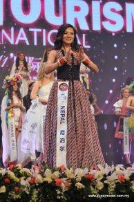 Samriddhi Rai Miss Tourism Queen 6