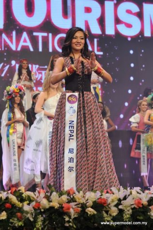 Samriddhi Rai Miss Tourism Queen 6