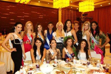 Sarina Maskey Miss International 2011