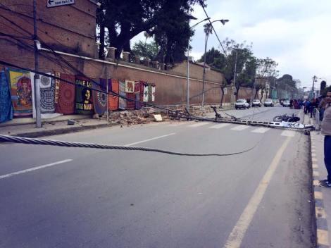 earthquake Nepal april houses damaged 4