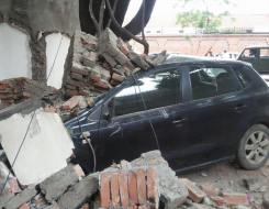 earthquake Nepal april houses damaged 9