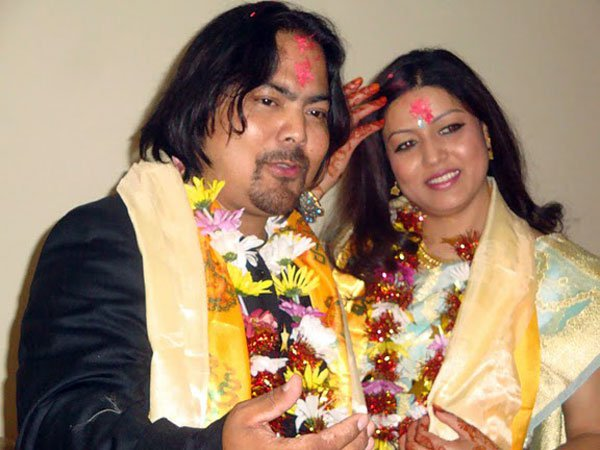 Pooja Chand Engagement with Raju lama 1
