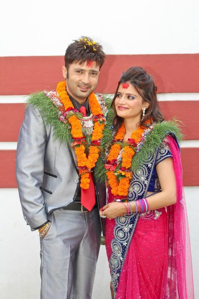 Aryan Sigdel Sapana Bhandari engagement 4