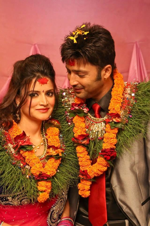 Aryan Sigdel Sapana Bhandari engagement 7