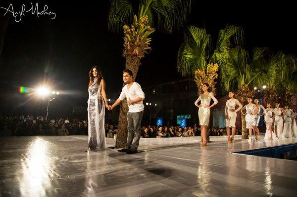 Bishwo Gautam at Trendsetters 2 Fashion Show