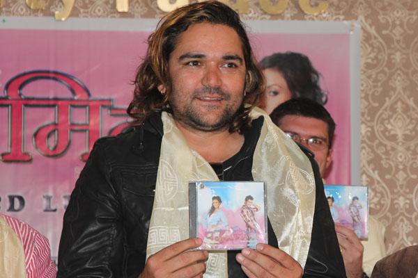 Chetan Sapkota at Padmini Music Launch