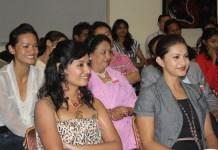 Diya Maskey in Soongava Nepali Movie Screening