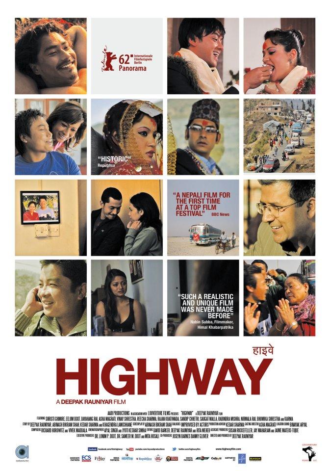Highway Movie poster