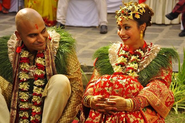 Jharana Bajracharya Rahul Agrawal wedding Nepal 3