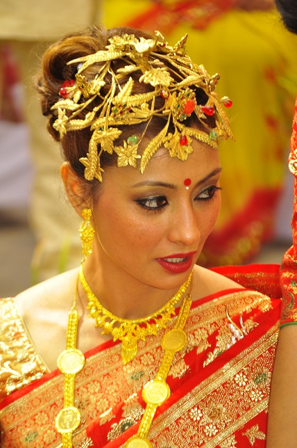 Jharana Bajracharya Rahul Agrawal wedding Nepal 6