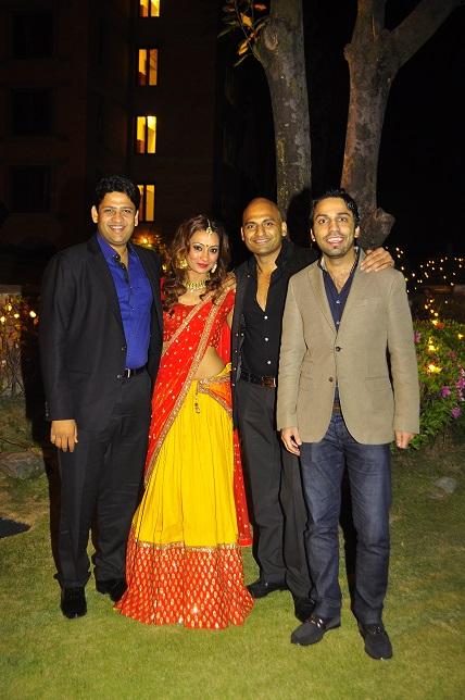 Jharana Bajracharya Rahul Agrawal wedding Nepal 9