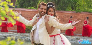 King Nepali Movie Nikhil Upreti Benisha Hamal