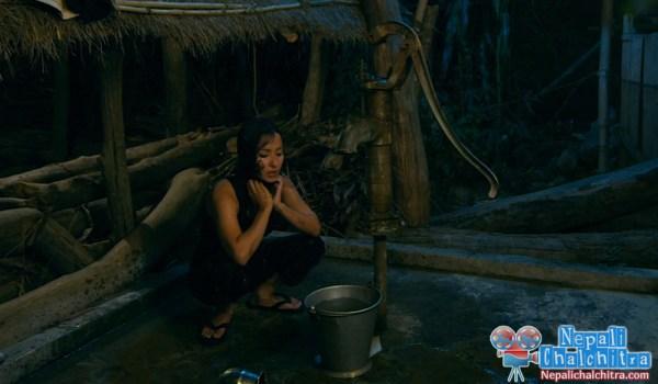 Namrata Shrestha New in Chhadke Nepali Movie