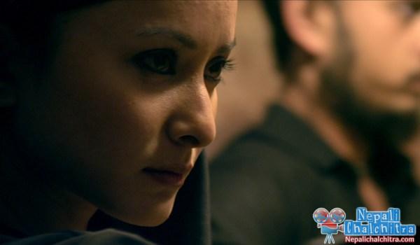Namrata Shrestha looks in Chhadke Nepali Movie