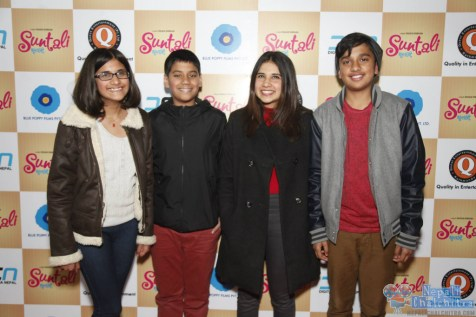 Nepali Movie Suntali Premiere Priyanka Karki 15