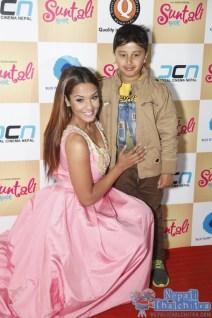 Nepali Movie Suntali Premiere Priyanka Karki 16