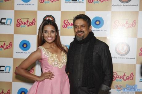 Nepali Movie Suntali Premiere Priyanka Karki 17