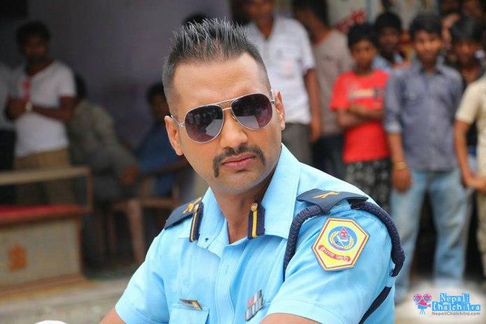 Nikhil-Upreti-Bhairav-Nepali-Movie