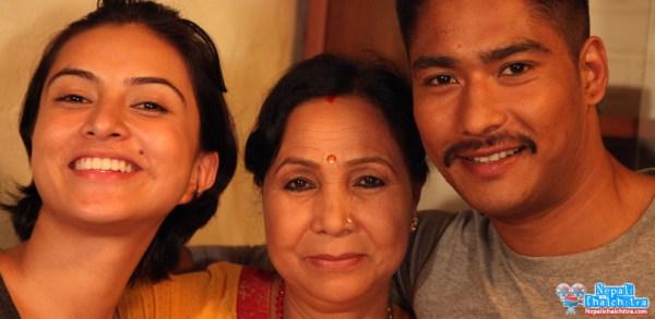 Nisha Adhikari and Saugat Malla in Soongava Nepali Movie copyNisha Adhikari and Saugat Malla in Soongava Nepali Movie copy