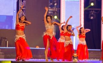 Priyanka Karki Performs in Kathmandu Nepal at AmarPanchhi Concert 7