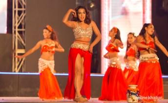 Priyanka Karki Performs in Kathmandu Nepal at AmarPanchhi Concert 8