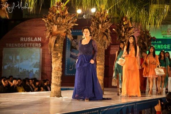 Rachana Sharma at Trendsetters 2 Fashion Show