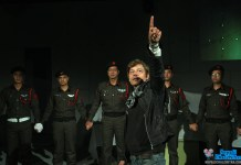 Rajesh Hamal Anup Baral in Play Court Martial
