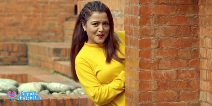 Rekha Thapa Rudrapriya Nepali Movie Song Music