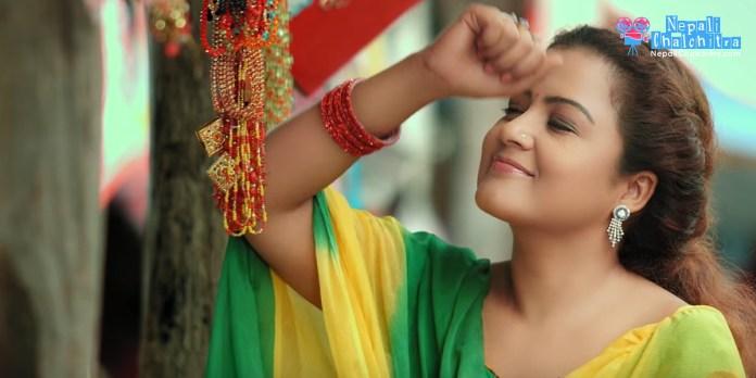 Rekha-Thapa-in-Palash-Nepali-Movie-Trailer
