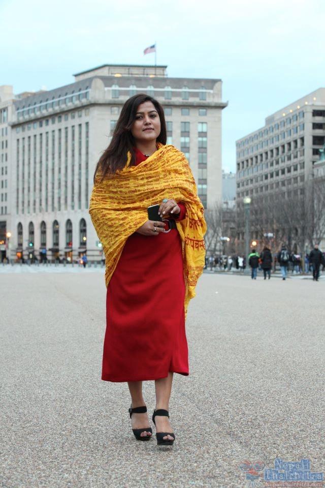 Rekha Thapa in US Glamour Photo Shoot 1 7