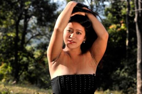 Sita Lama Nepali Model New
